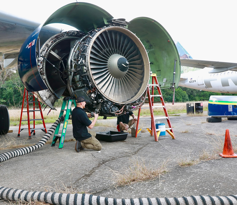 Pem-Air Turbine